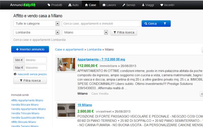 Nuovo Partner: AnnunciFacile.it!