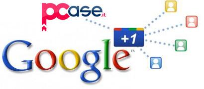 Google plus su PCase.it