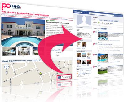 PCase e Facebook - Nuove opportunità!